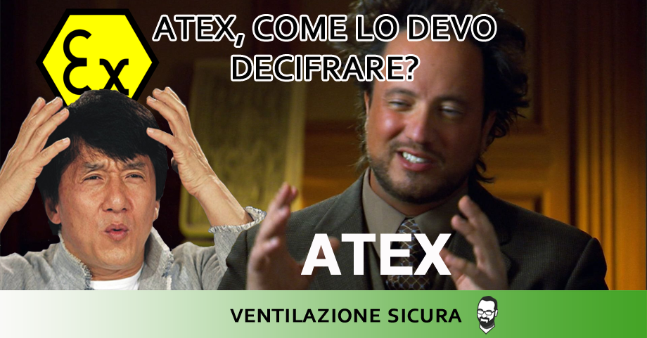 Come ordinare un ventilatore ATEX