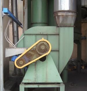 Problema rumore Banda di ottava dei ventilatori centrifughi non coibentati