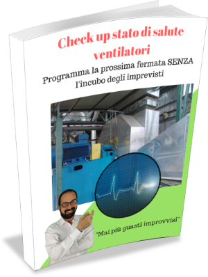 Giunto meccanico ventilatore: richiedi check up stato di salute ventilatori