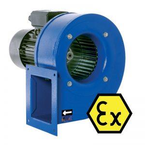 Ventilatori ATEX per polveri di alluminio pronti ad esplodere