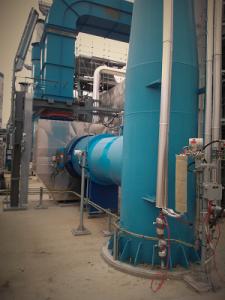 ventilatore centrifugo installazione tipica
