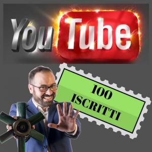 100 iscritti canale youtube ventilazione sicura