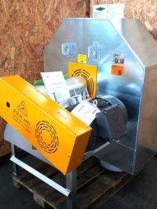 Tabella esecuzione ventilatori centrifughi ventilatore in esecuzione 9
