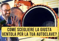 ventola industriale per autoclave