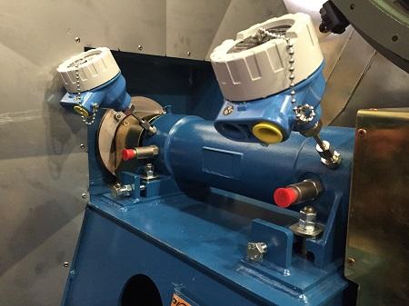 Ventilatore ATEX Zona 1 metodo di protezione b 80079