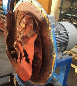 Come si riducono i ventilatori standard in un impianto DeNox