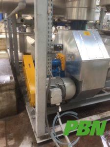Ventilatori PBN installati nell''impianto DeNoX