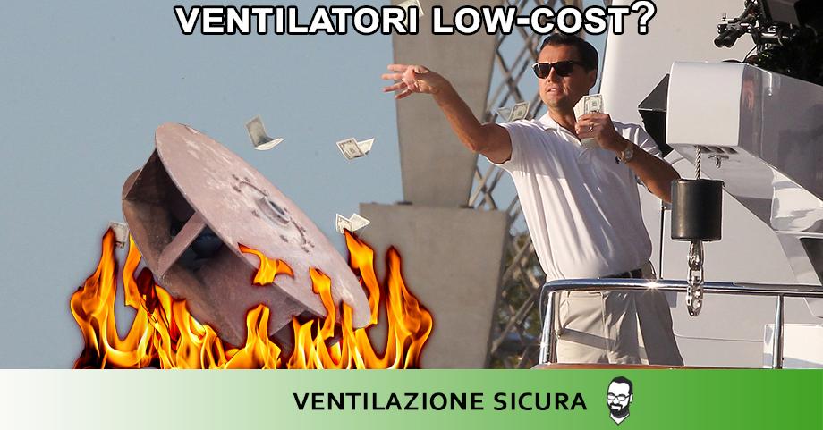 Ventilatori per alta temperatura low cost